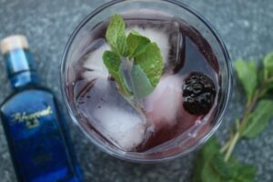 Berry Mint Gin