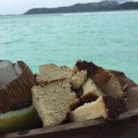 Tahitian Coconut Cake