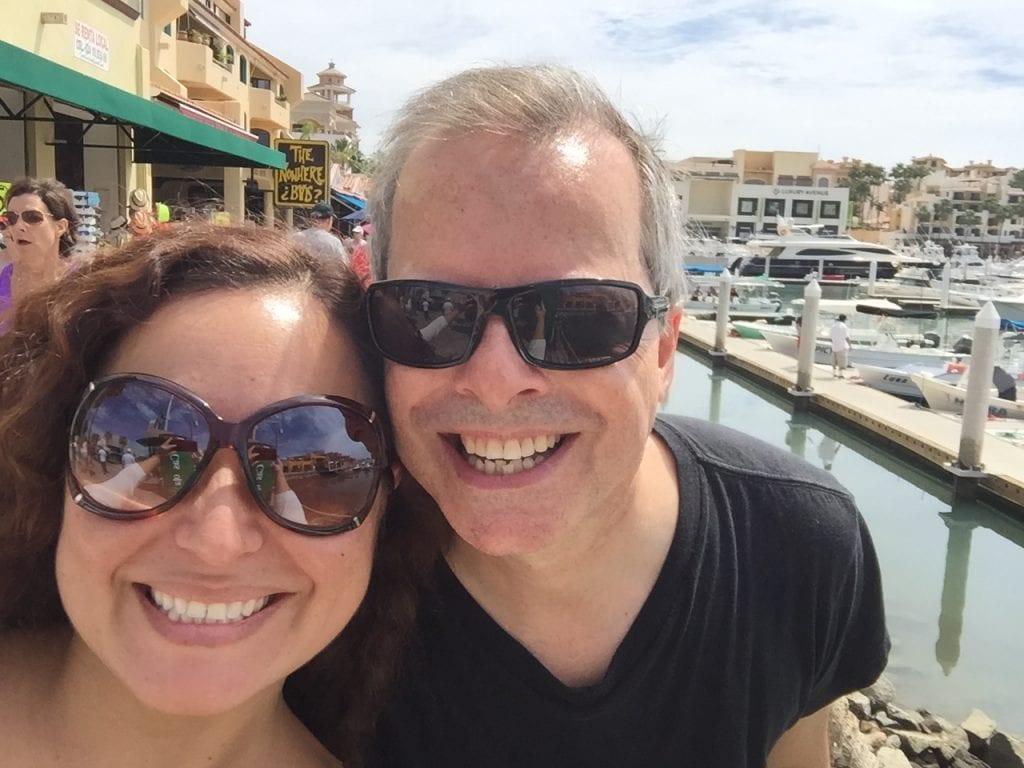Maggie Unzueta and Christopher Vogelmann