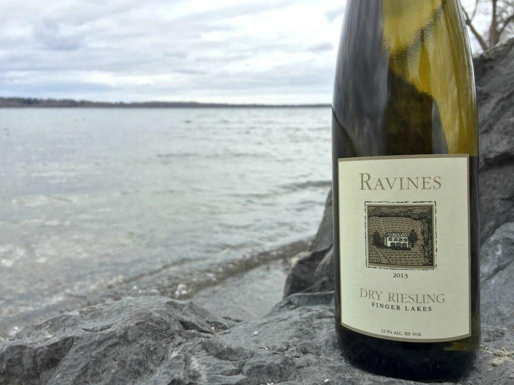 Ravines Dry Riesling 2013