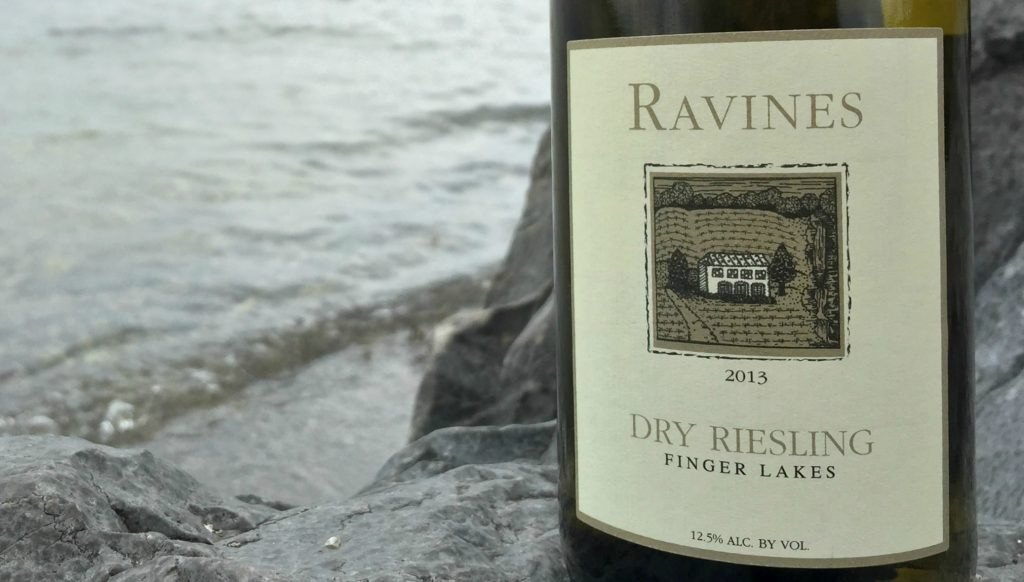 Ravines Dry Riesling 2013 Finger Lakes