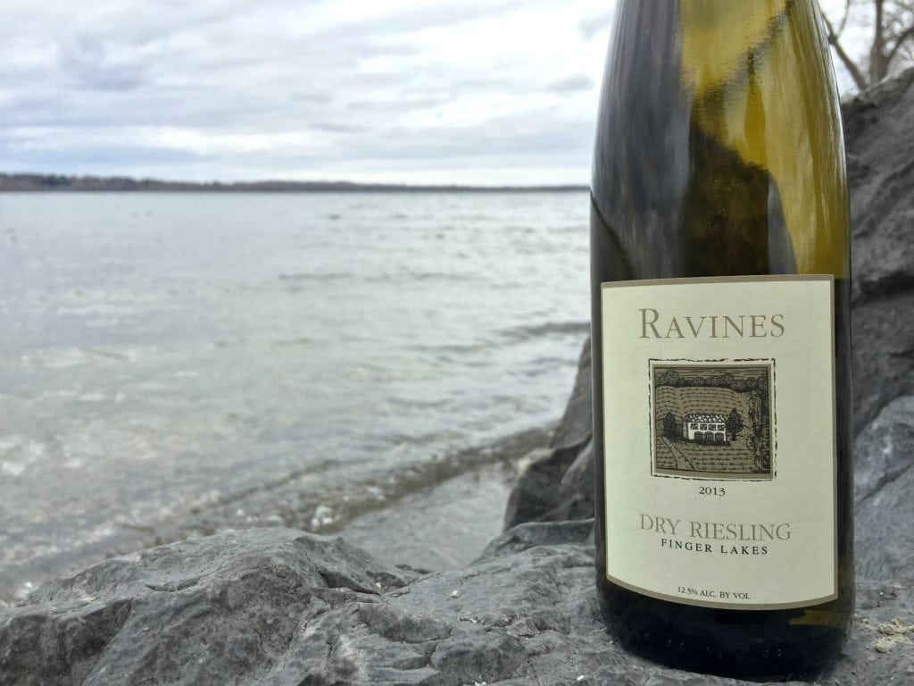 Ravines Dry Riesling 2013 | In Mama Maggie's Kitchen