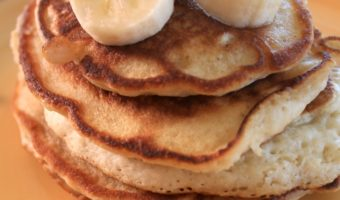 Mother's Day – Banana Bacon Pancakes
