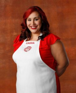 Latina on Fire in the MasterChef Kitchen