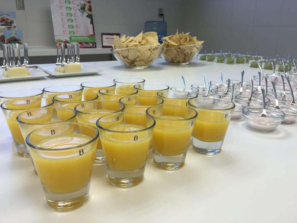 Tasting Orange Juice