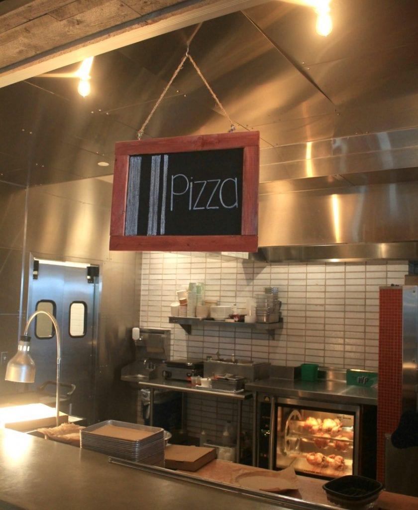 Pizza Area