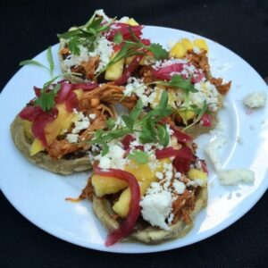 Shredded Pork Sopes