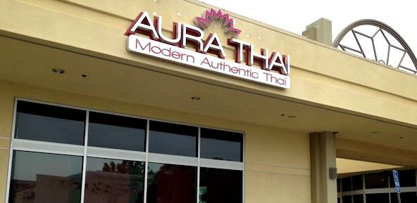 Aura Thai in Long Beach