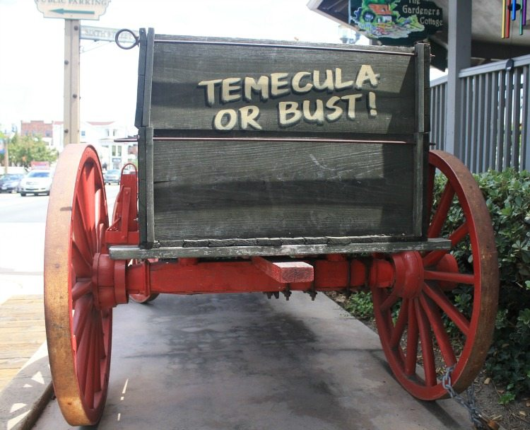 Temecula or Bust