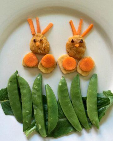 Chick Nuggets - Fun Kids Food