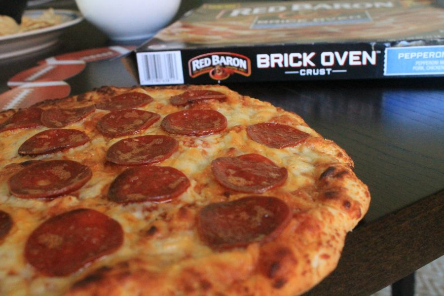 Red Baron Brick Oven Pepperoni