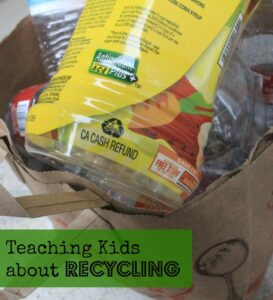 Re-Giving by Recycling