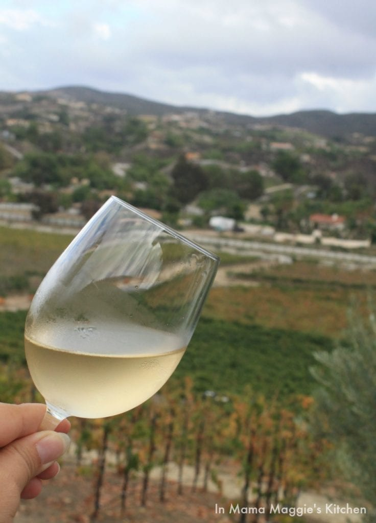 Cougar Vineyard in Temecula | In Mama Maggie's Kitchen