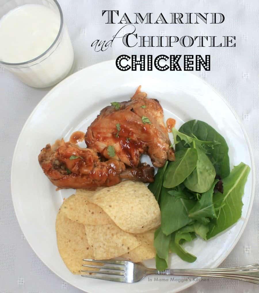 Tamarind and Chipotle Chicken