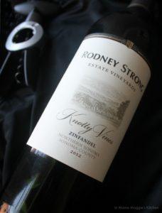 Rodney Strong Knotty Vines Zinfandel 2012