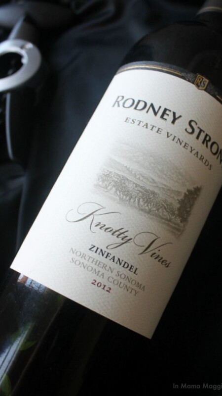 Rodney Strong Knotty Vines 2012 Zinfandel