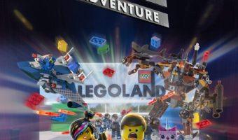 Legoland Movie 4D