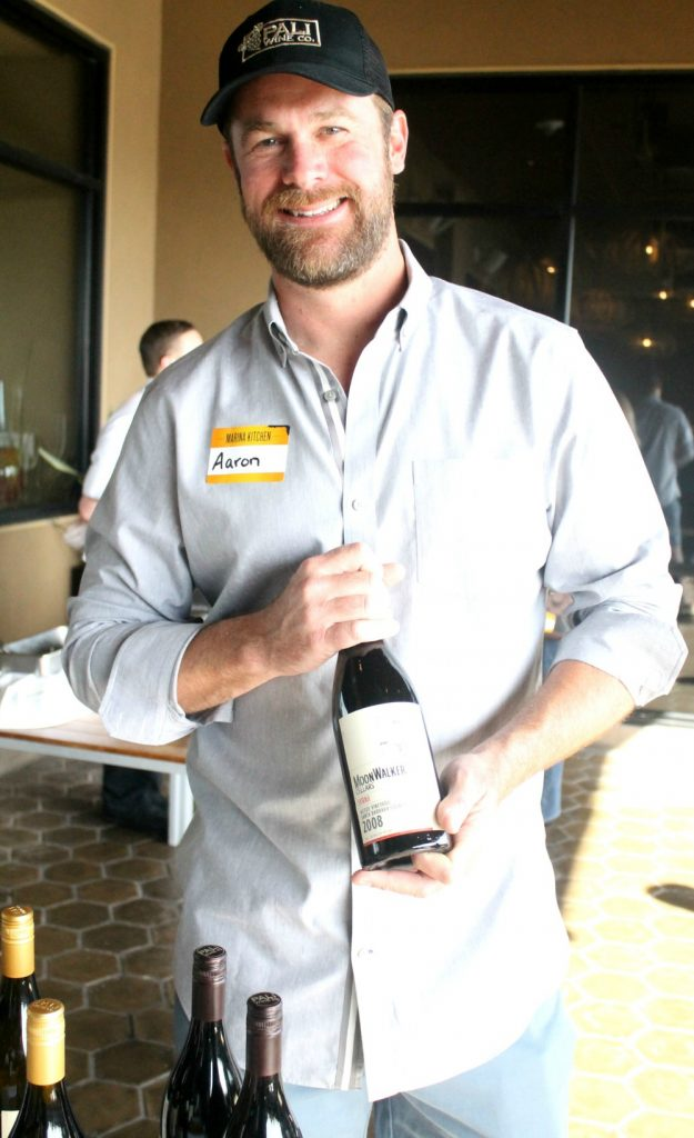 Aaron Walker, Winemaker - see more on Mama Maggie's Kitchen
