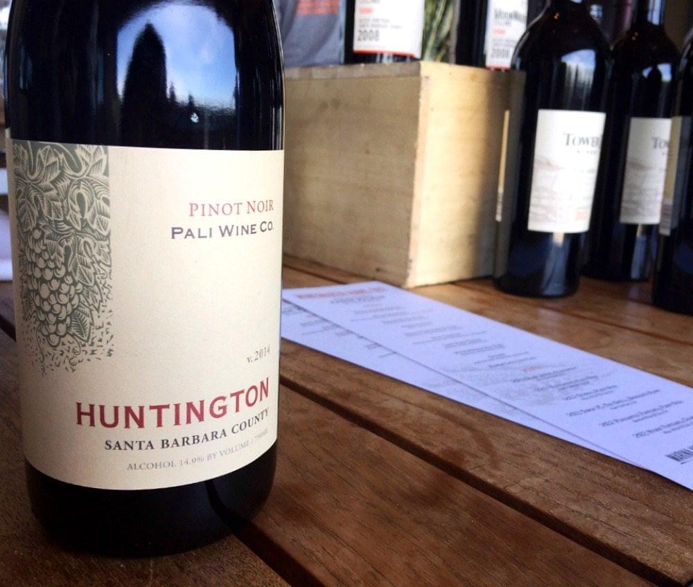 Pali Wine Co. Huntington Pinot Noir 2014 - Mama Maggie's Kitchen