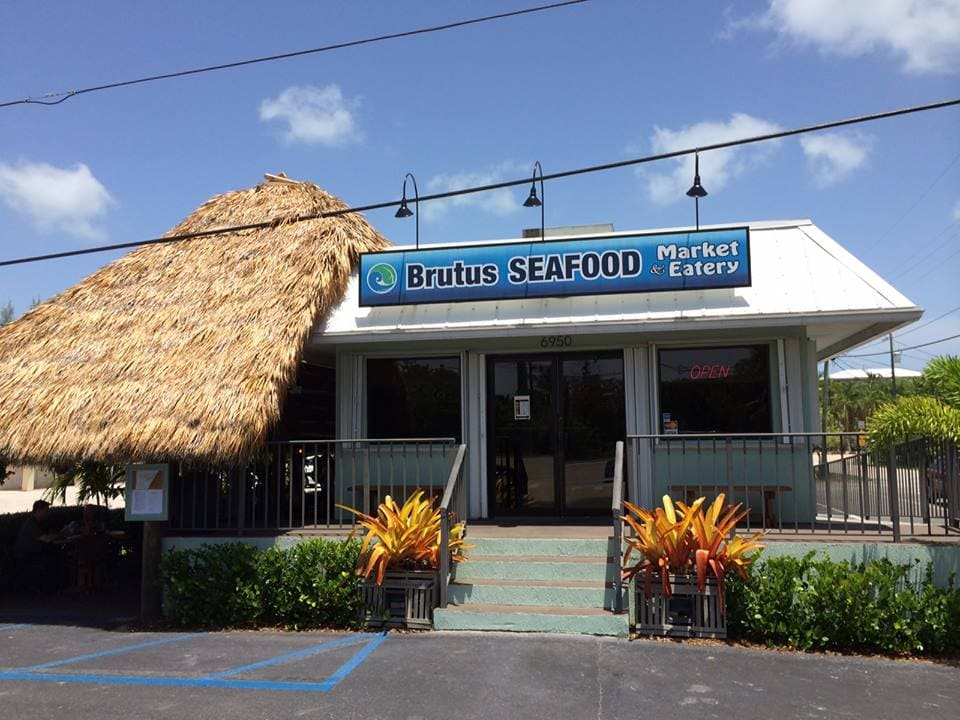Brutus Seafood Market - Eatery