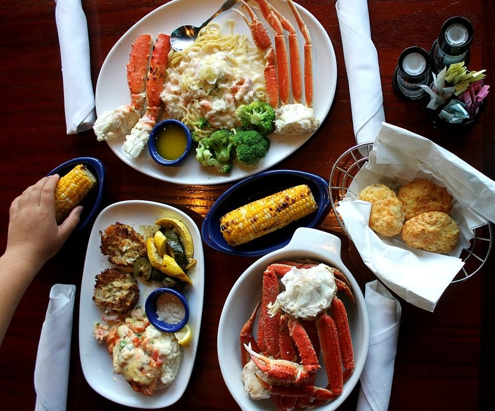 Crabfest at Red Lobster - by Mama Maggie's Kitchen