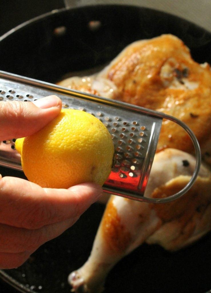 how to make lemon herb chicken