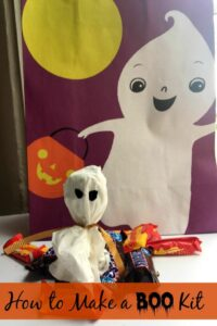 Ghost Lollipops, SNICKERS® Peanut Butter Cookies, and How to Make a BOO Kit