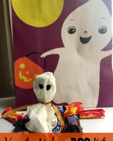 How to Make a BOO Kit - by Mama Maggie's Kitchen