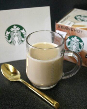 Starbucks Caramel Coffee