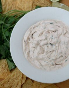 Spicy, Yummy, and Flavorful: Creamy Chipotle Dip