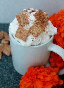 Cinnamon Toast Crunch Mexican Coffee