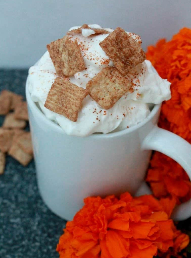 Cinnamon Toast Crunch Mexican Coffee