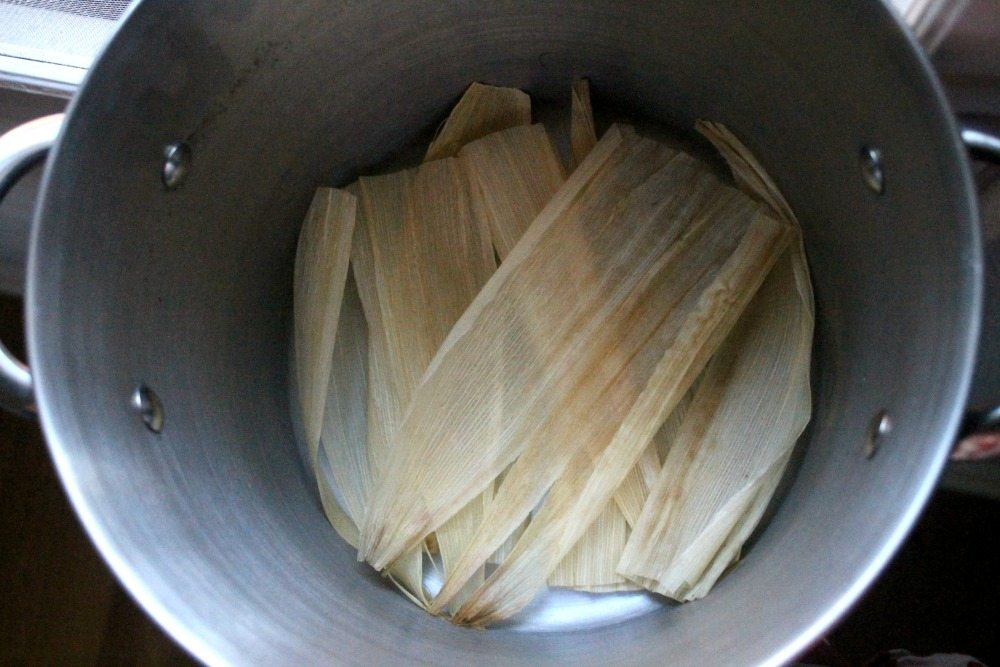 Tamales Rajas con Queso, or Jalapeño and Cheese Tamales - this classic and yummy dish is a Mexican food favorite. - by Mama Maggie's Kitchen