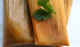 Tamales Recipe: Rajas con Queso, or Jalapeño and Cheese Tamales
