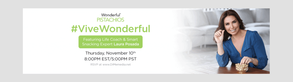 Wonderful Pistachios Twitter Party