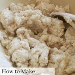 It's easy to make the masa for tamales. Just a couple of ingredients. Whip this. Mix that... (snaps fingers) ... and done! By Mama Maggie's Kitchen