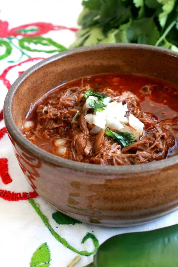 Goat Meat Mexican Food Birria