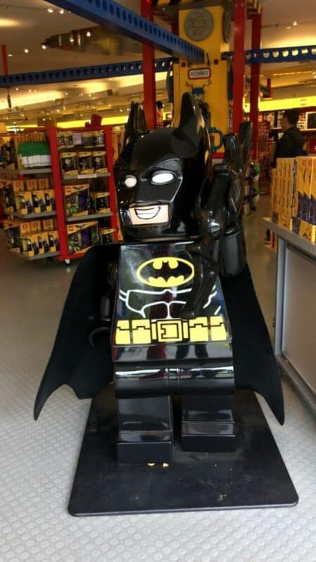 Lego Batman Movie Days at Legoland, California
