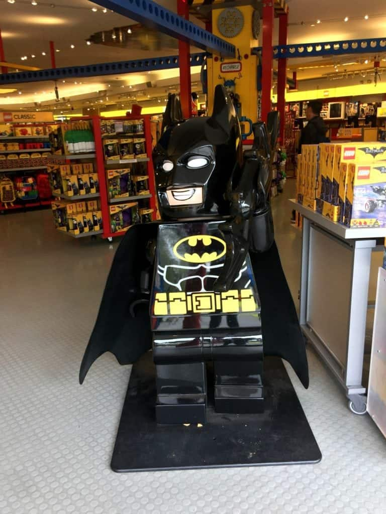 Lego Batman Movie Days
