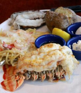Lobsterfest at Red Lobster
