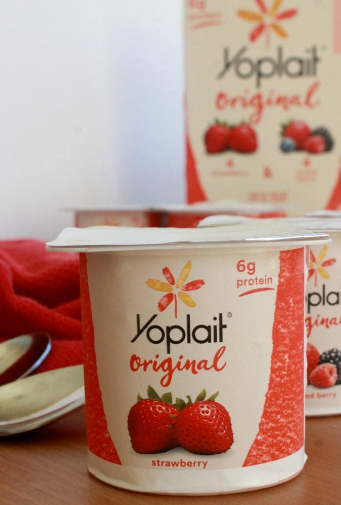 Yoplait yogurt is a simple and convenient snack. Yummy and great way to make sure my family get 20% of their daily recommended calcium. #sponsored