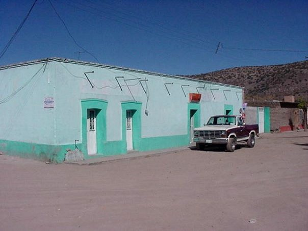 My grandfather's house outside of Canatlan, Durango, Mexico - Mama Maggie's Kitchen