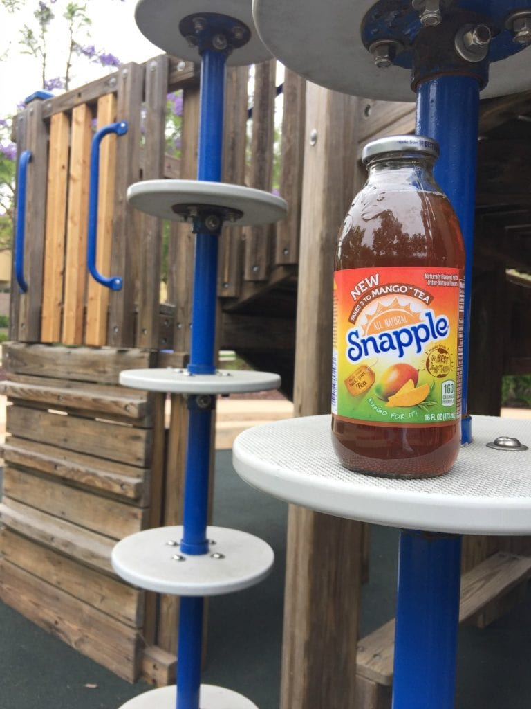 Snapple at the Park