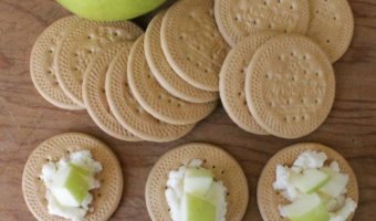 After-School Mexican Cookie Snacks