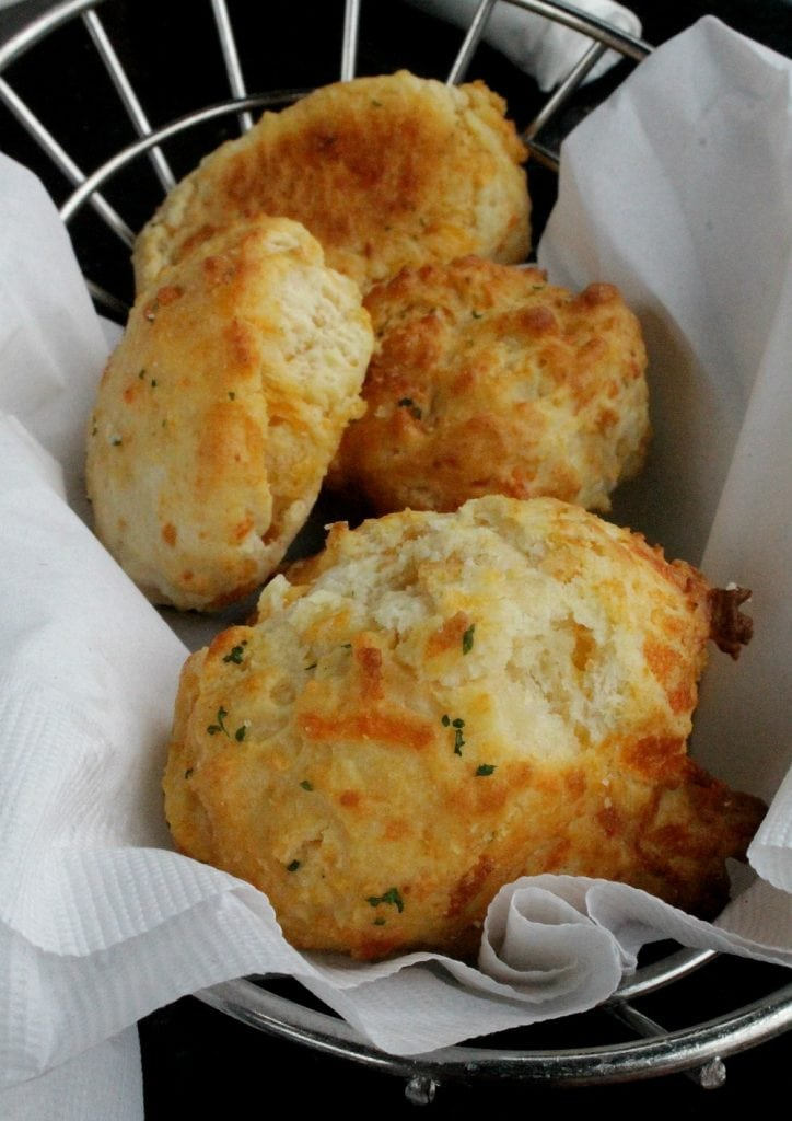 Biscuits at Red Lobster