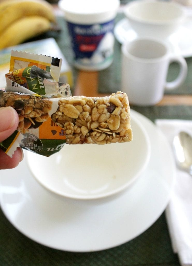 Cascadian Farms Cereal Bars