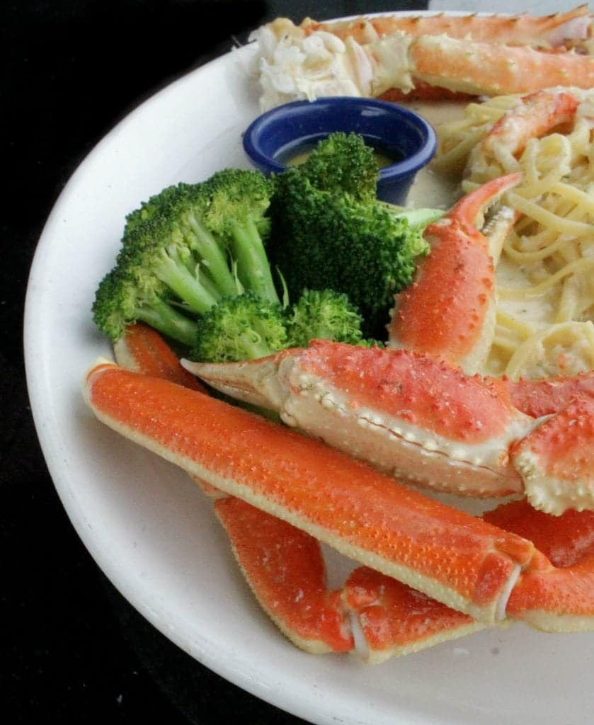 Crab Lover's Dream® at Red Lobster