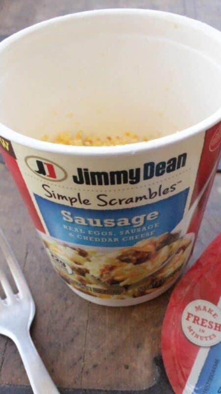 Jimmy Dean Simple Scrambles