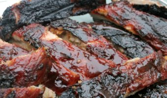 Dr Pepper Chipotle BBQ Ribs