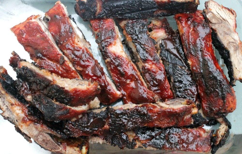Dr. Pepper Chipotle Ribs - bbq, grilling, grill - via @MamaMaggiesKitchen